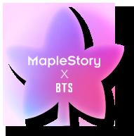 MapleStory M X BTS